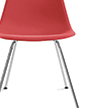 Classic Plastic Molded Eames Chair