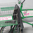Enron Florist Delivery Bike