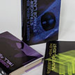 Heinlein Book Sleeve Trio